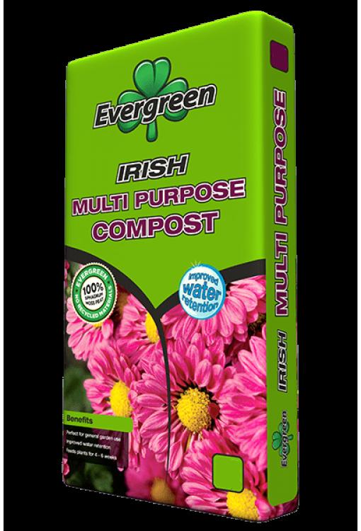 Evergreen Multi-Purpose Irish Compost