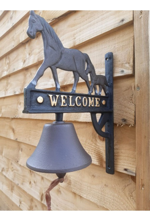 Bell - Horse & Foal