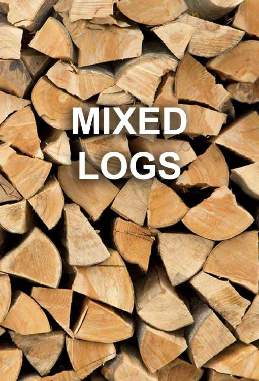 Mixed Logs (Loose)