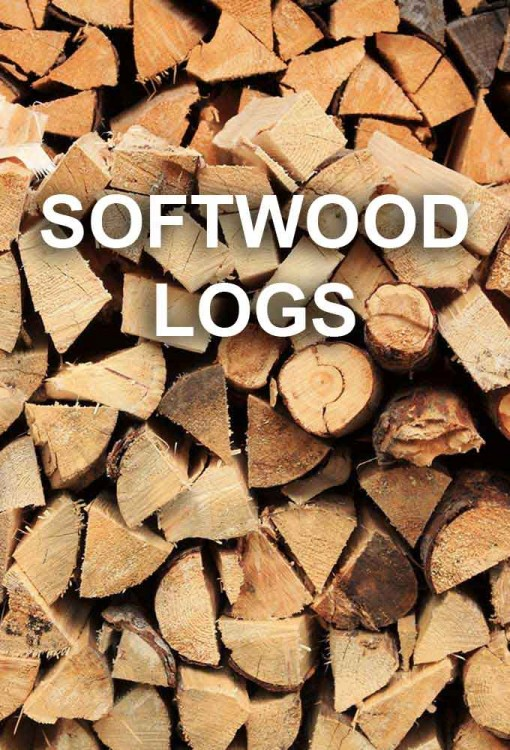 Softwood Logs (Loose)