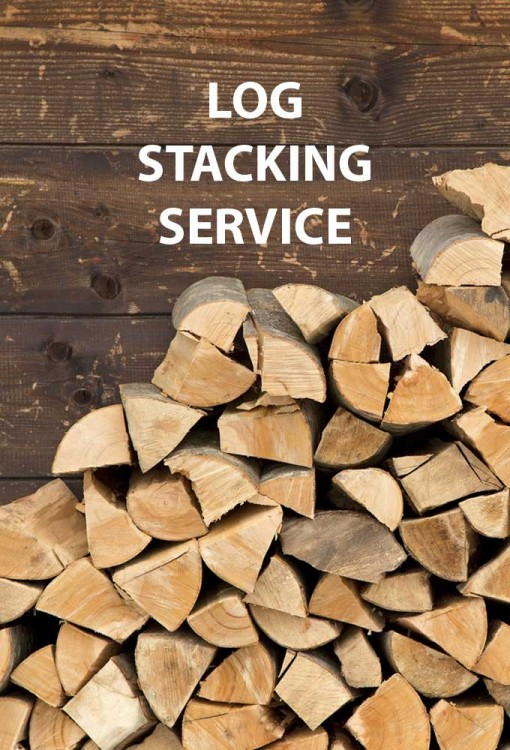 Log Stacking Service