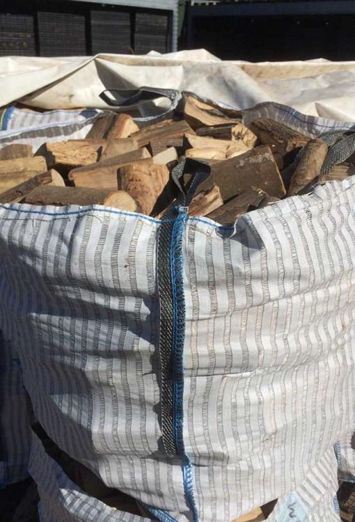 Bulk Bags - Logs