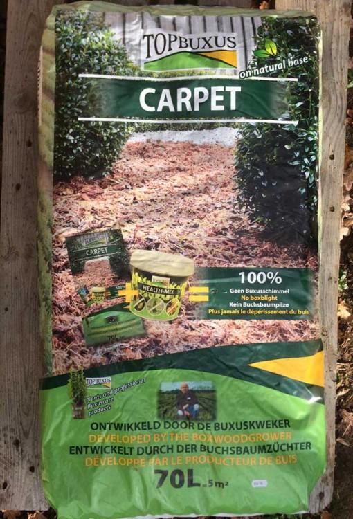 TopBuxus Carpet (70Ltr)